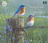 Songbirds - 2016 Calendar Calendars