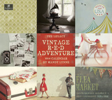Vintage Red Adventure - 2016 Calendar Calendars
