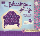 Blessings For Life - 2016 Calendar Calendars