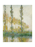 The Three Trees, Autumn, 1891 Impression giclée par Claude Monet