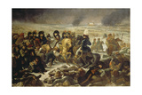 Napoleon on the Battle Field of Eylau, 9th February 1807, 1808 Giclee Print by Antoine Pesne