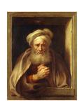 The Sorrowful Heraclitus Giclee Print by Charles Antoine Coypel