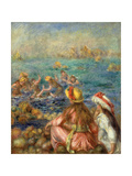 Bathers, 1892 Giclee Print by Pierre-Auguste Renoir