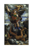 The Archangel Michael, C. 1540 Giclee Print by Dosso Dossi