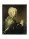 Selbstbildnis 1728 Giclee Print by Antoine Pesne