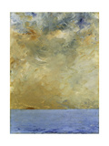 Sunset Giclee Print by August Strindberg