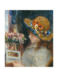 Reading Girl, 1886 Giclee Print by Pierre-Auguste Renoir