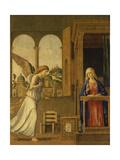 Annunciation, 1495 Giclee Print by Cima da Conegliano