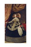Queen Maria Anna, 1652-53 Impression giclée par Diego Velázquez