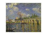 The Bridge, 1871 Posters by Alfred Sisley