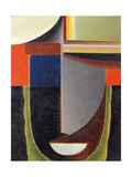 Abstract Head: Andante (Abstrakter Kopf: Andante), 1933 Giclee Print by Alexej Von Jawlensky