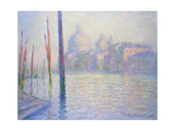 Venice, Santa Maria De La Salute, 1908 Giclee Print by Claude Monet