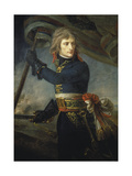 Bonaparte at the Bridge of Arcole, 17, November 1796 Giclee Print by Antoine Jean Gros