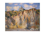 Church at Varengeville, Morning, 1882 Giclee Print by Claude Monet