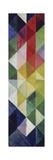 Coloured Squares, 1913 Giclée-tryk af August Macke