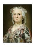 Dorothea Sophia Thiele, 1744 Prints by Anton Raphael Mengs