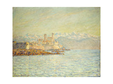 The Old Fort at Antibes, 1888 Giclee Print by Claude Monet