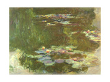 Nymphéas, 1881 Giclee Print by Claude Monet