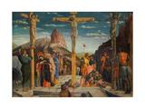 Crucifixion, 1557-60 Giclée-tryk af Andrea Mantegna