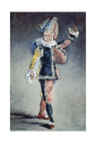 Polichinelle (Jumping Jack), 1873 Giclee Print by Edouard Manet