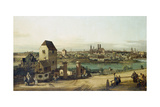 Munich Seen from Haidhausen, C. 1761 Giclee Print by  Canaletto