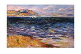 Bordighera, C. 1888 Giclee Print by Pierre-Auguste Renoir
