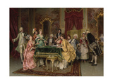 The Pack of Cards Giclee Print by Arturo Ricci