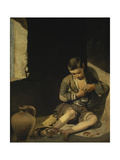 The Young Beggar, 1645-50 Giclee Print by Bartolomé Estéban Murillo