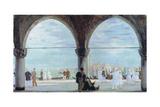 Memory of Venice, 1918 Reproduction procédé giclée par Camille Pissarro