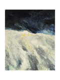 Waves Giclee Print by August Strindberg