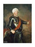 Friedrich Wilhelm I,, King of Prussia Giclee Print by Antoine Watteau