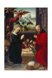 Nativity Giclee Print by Adriaen Isenbrant