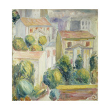 Cagnes Giclee Print by Pierre-Auguste Renoir
