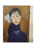 La Petite Marie, 1918 Giclee Print by Amadeo Modigliani