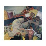 Bal Des 4Arts (III), 1906 Giclee Print by Albert Weisgerber