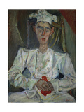 The Little Pastry Cook Giclee Print by Chaim Soutine