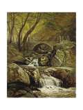 Friedrichsgrund Near Pillnitz, C. 1830 Giclee Print by Carl Gustav Carus