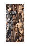 The Wheel of Fortune, 1883 Giclee Print by Edward Burne-Jones