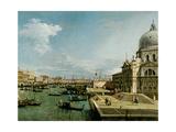 Venedig, Santa Maria Della Salute Giclee Print by  Canaletto