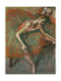 Dancer, Circa 1899 Giclee Print by Edgar Degas