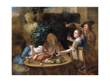 A Drinking Party in the Garden, 1739 Giclee Print by Aert Schouman