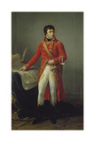 Napoleon Bonaparte as First Consul Giclee Print by Antoine Jean Gros