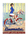 Duomatic, Ca, 1955 Giclee Print by Camille Pissarro