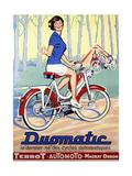 Duomatic, Ca, 1955 Lámina giclée por Camille Pissarro