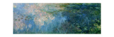 Nymphéas (Waterlilies), Paneel C II Giclee Print by Claude Monet