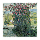 Landscape in Umbria, 1910-1912 Giclee Print by Alexander Jakowlev Golowin