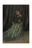 Camilla, 1866 Impression giclée par Claude Monet