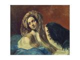Portrait of a Turkish Woman, 1837-39 Giclee Print by Karl Brüllow