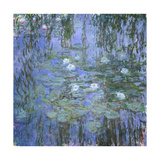 Waterlily Pond, C. 1916-19 Giclee Print by Claude Monet