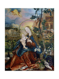 The Stuppach Madonna, C. 1520 Giclee Print by Mathias Grünewald